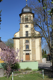 Kirche in Amlishagen